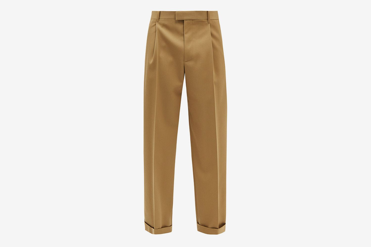 Relaxed-Leg Trousers