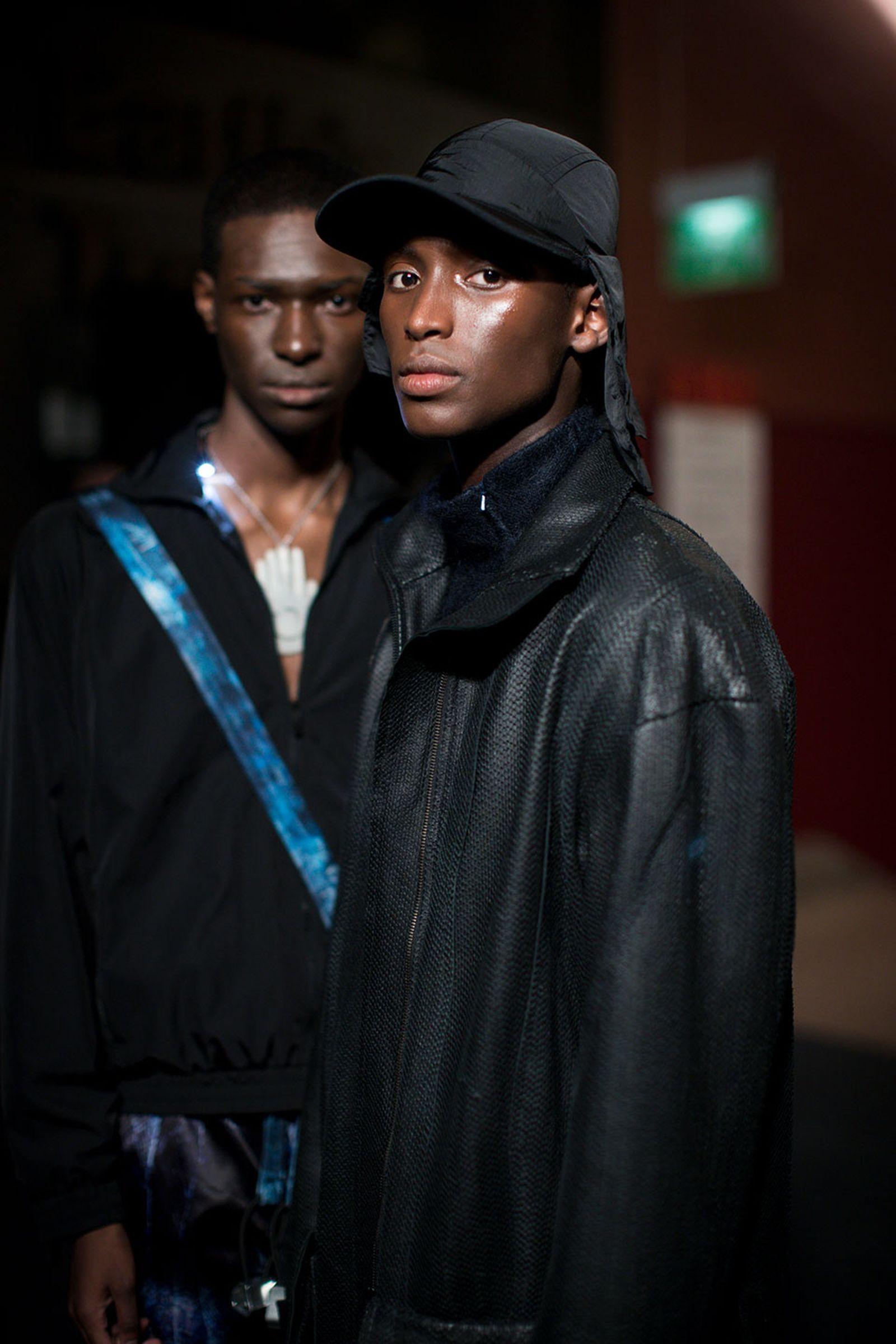 cottweiler fw18 street style london fashion week mens runway