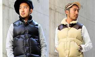 Rocky Mountain Featherbed for Beams 35th Anniversary Down Vest
