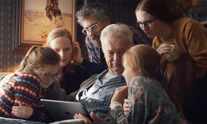 Apple Holiday Commercial 2019