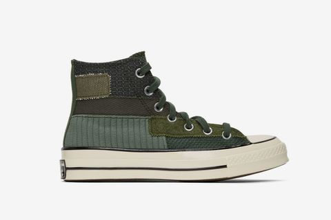 PatchworkChuck 70 High Sneakers