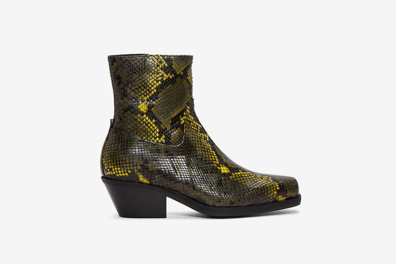 Snake Iggy Boots