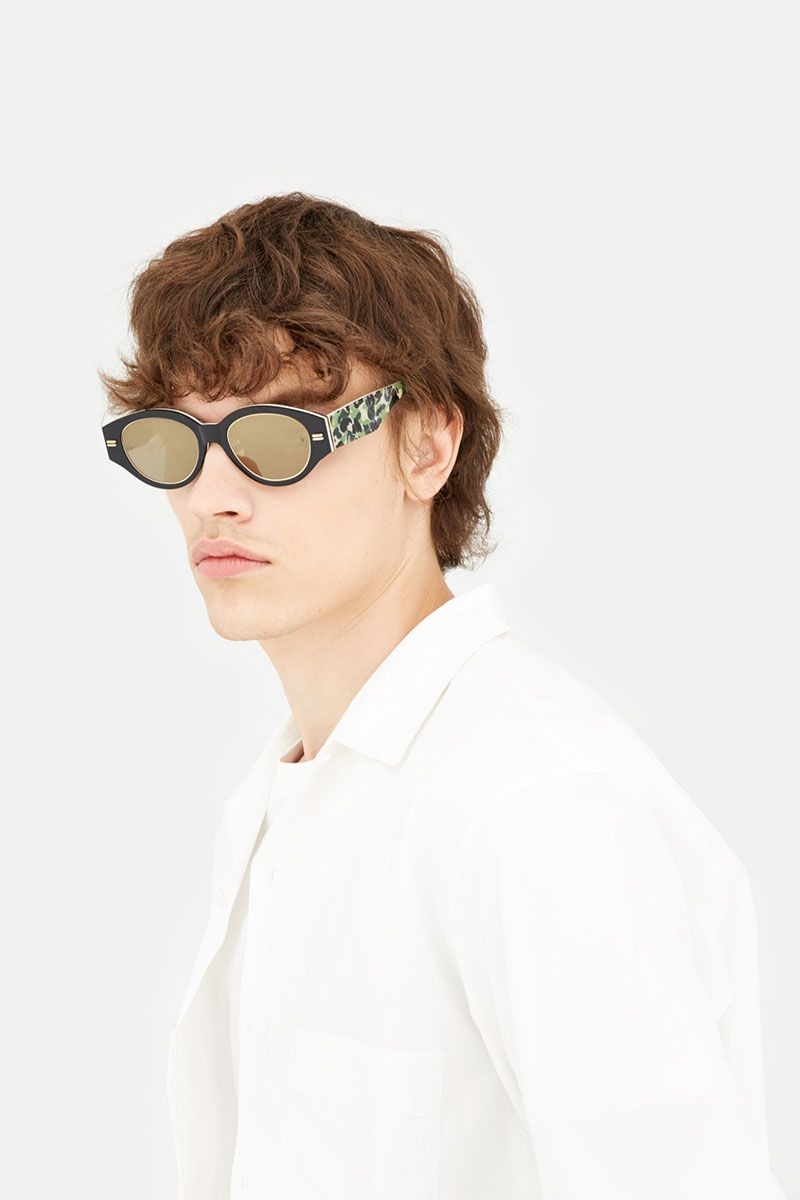 EXCLUSIVE: BAPE x RETROSUPERFUTURE to Drop Camo Print Sunglasses Capsule