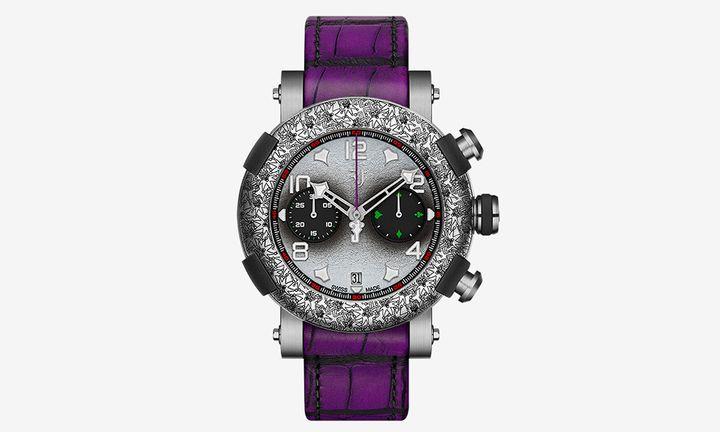 joker watch feat RJ watches