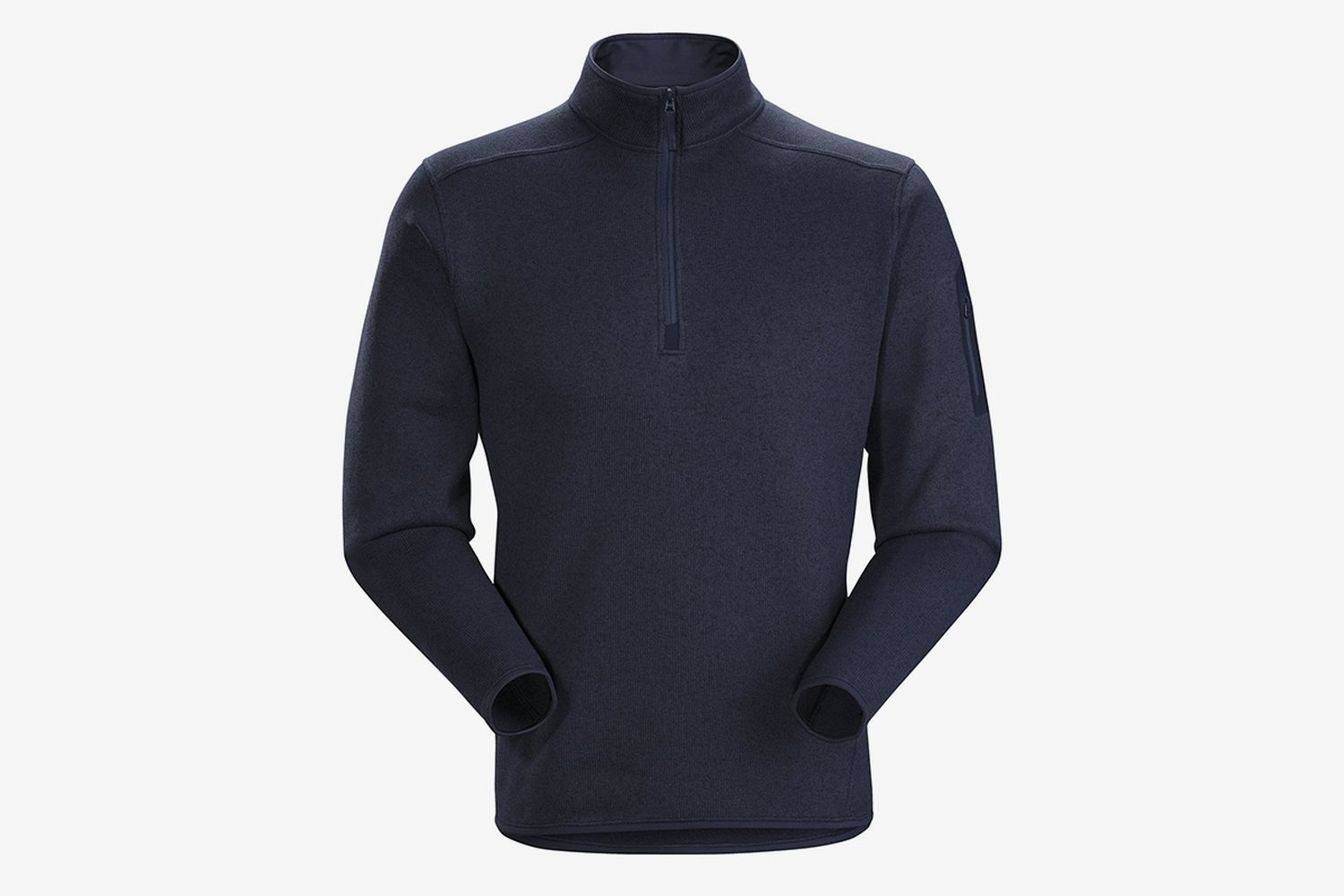 Covert 1/2 Zip Neck