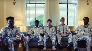 brockhampton dearly departed video ginger