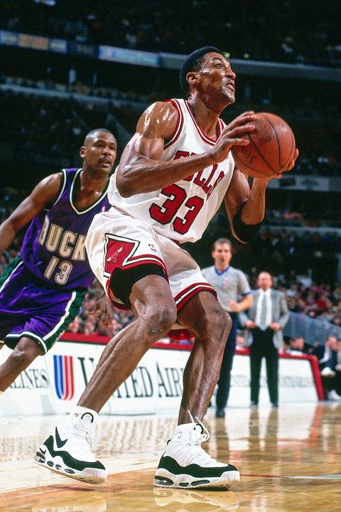 The 8 Best Sneakers Scottie Pippen Wore as an NBA Player