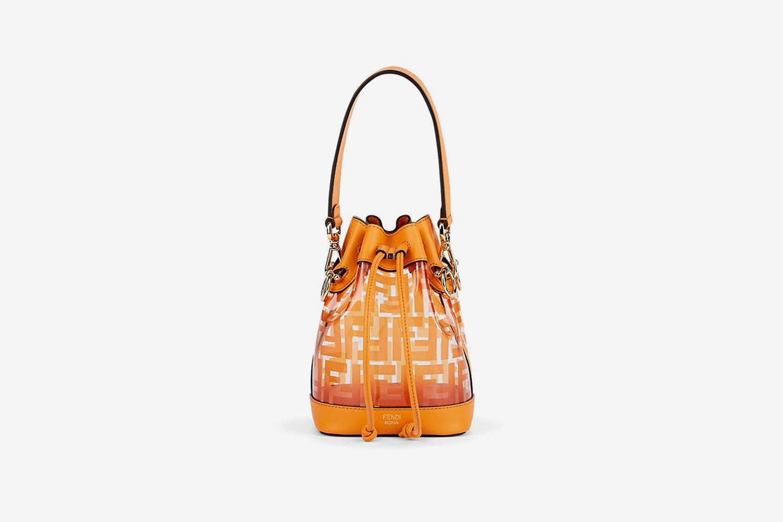 Mon Tresor Mini PVC Bucket Bag