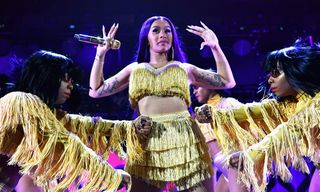Cardi B Confirms She Declined the Super Bowl in Support of Colin Kaepernick