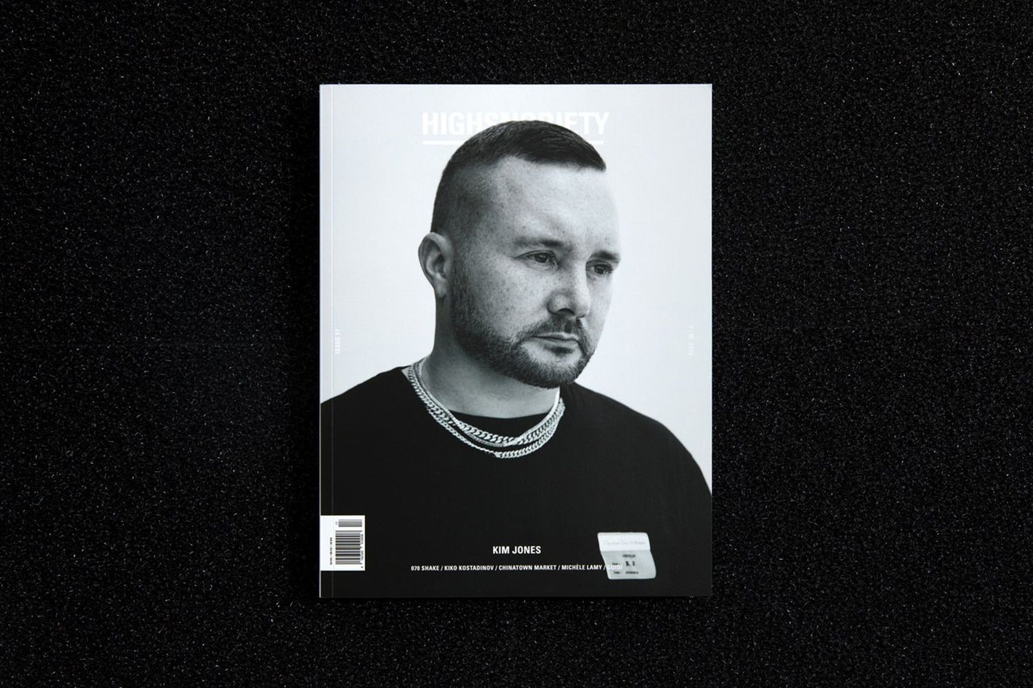 Issue 17 Kim Jones
