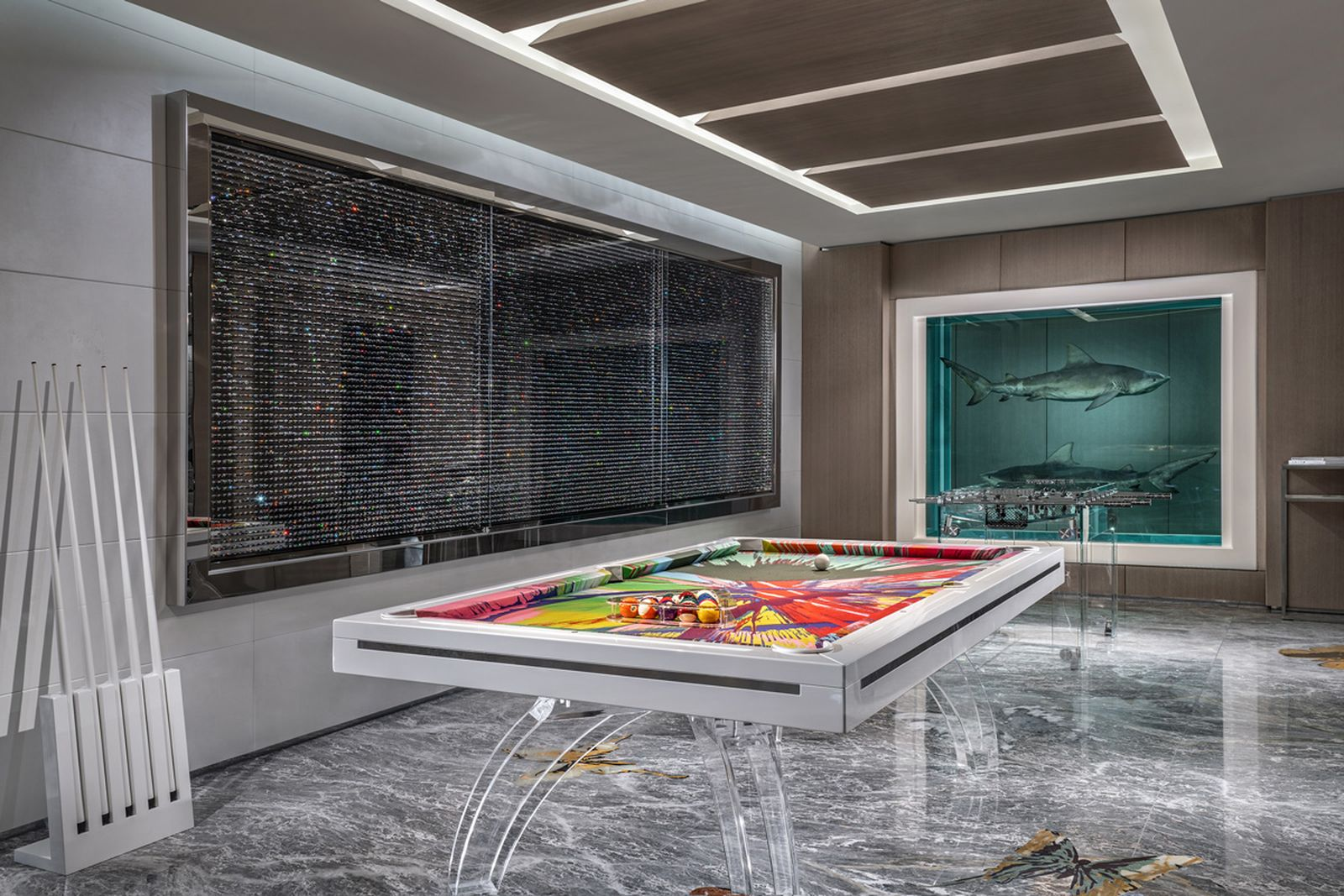 damien hirst suite the
