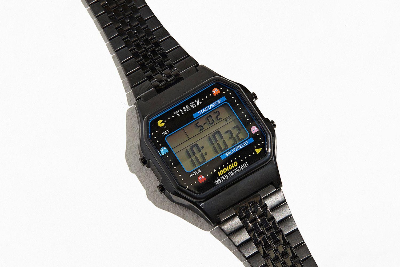 T80 x PAC-MAN 34mm Digital Watch
