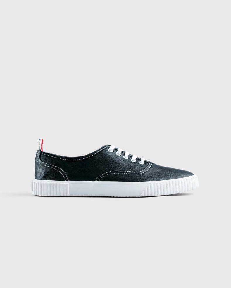 Thom Browne x Highsnobiety — Women's Heritage Sneaker Grey