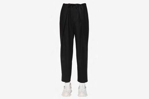 Gabardine Pants