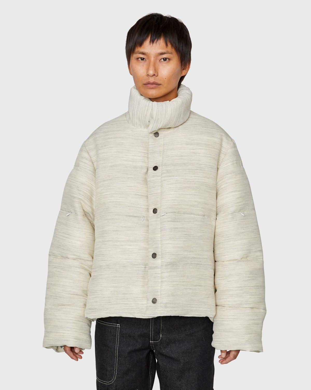 JACQUEMUS — La Doudoune Jacket Beige - Image 2