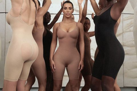 Kim Kardashian Hit With Backlash For Her Kimono Shapewear Line
