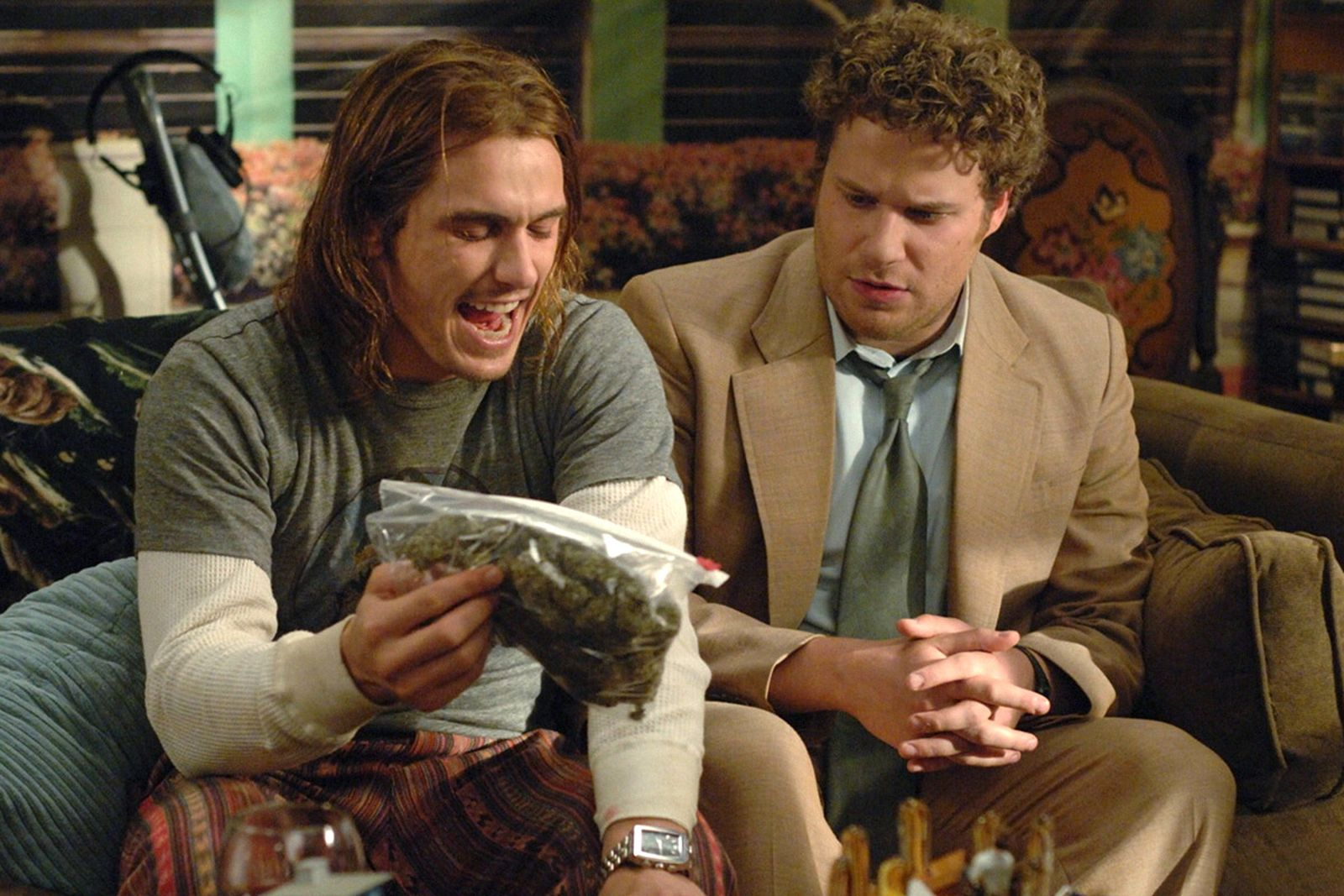 stoner movies 4 20 main Fast Times at Ridgemont High Pineapple Express True Romance