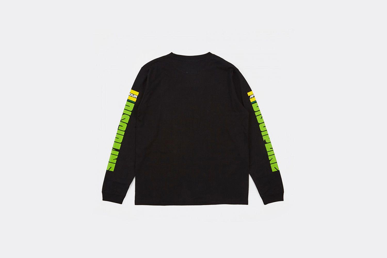 Discipline LS T-Shirt