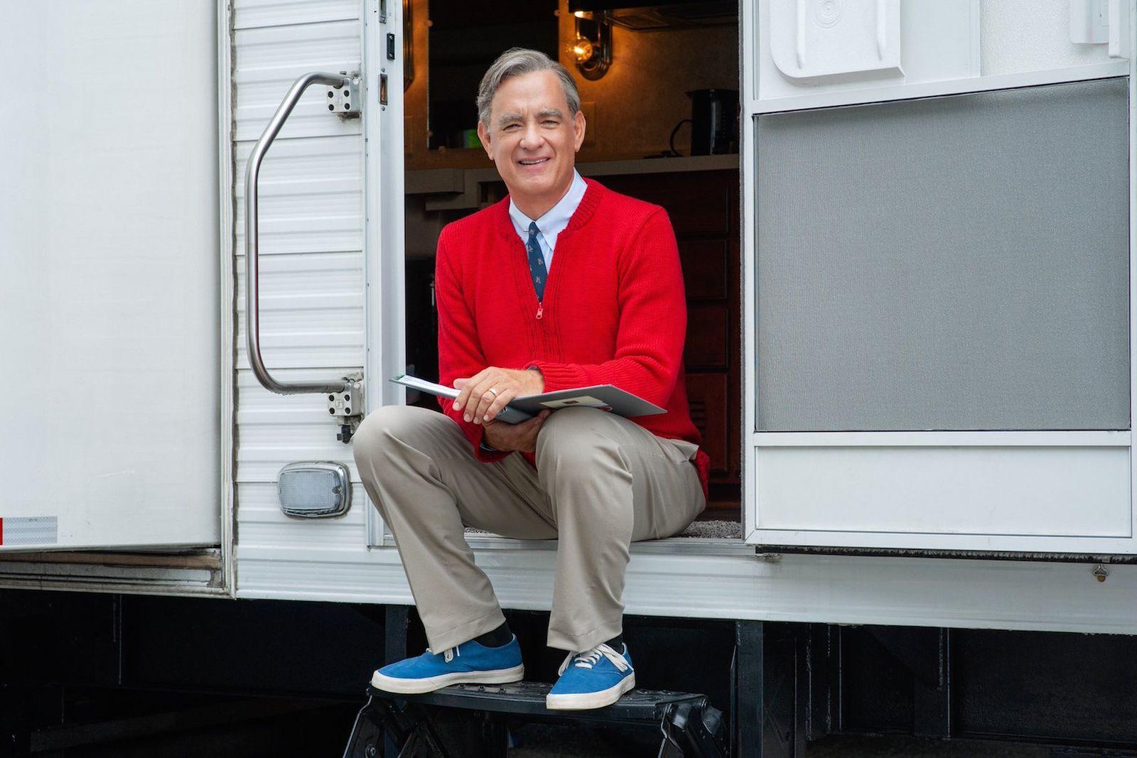 tom hanks mister rogers Mr. Rogers