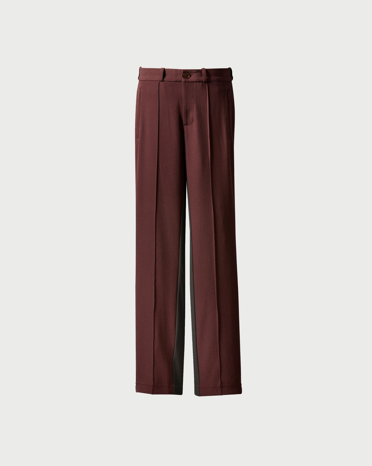 Adidas x Wales Bonner - Rock Pants Brown - Image 1