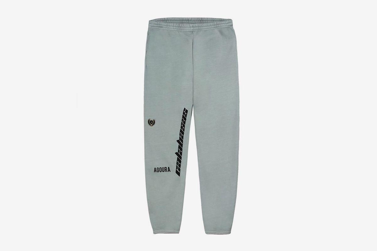 Calabasas Embroidered Sweatpants