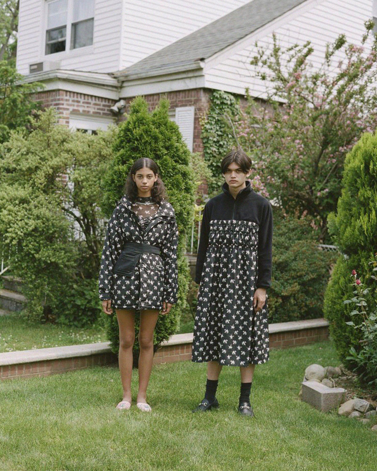 genderless fashion consumers Eckhaus Latta Vaquera gender fluidity