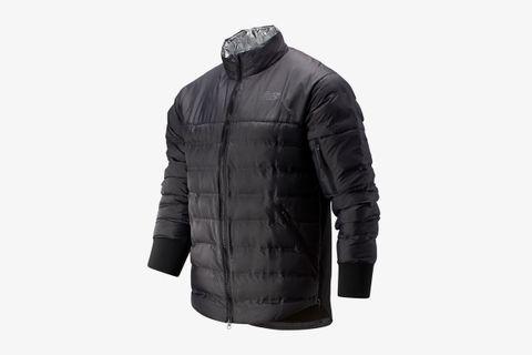 Radiant Heat Jacket