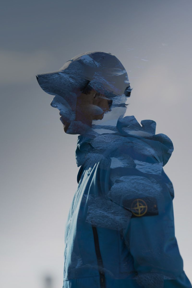 Stone Island & Nike Golf Unveil Technical Outerwear Collab for British Open