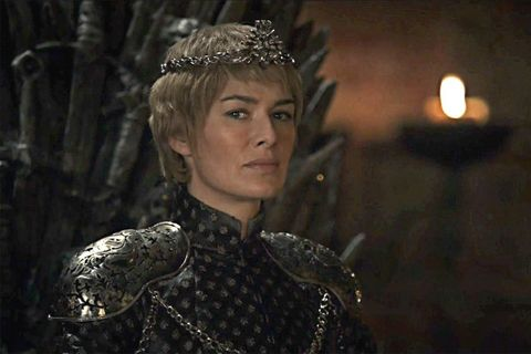 game of thrones cersei lannister miscarriage hbo lena headey