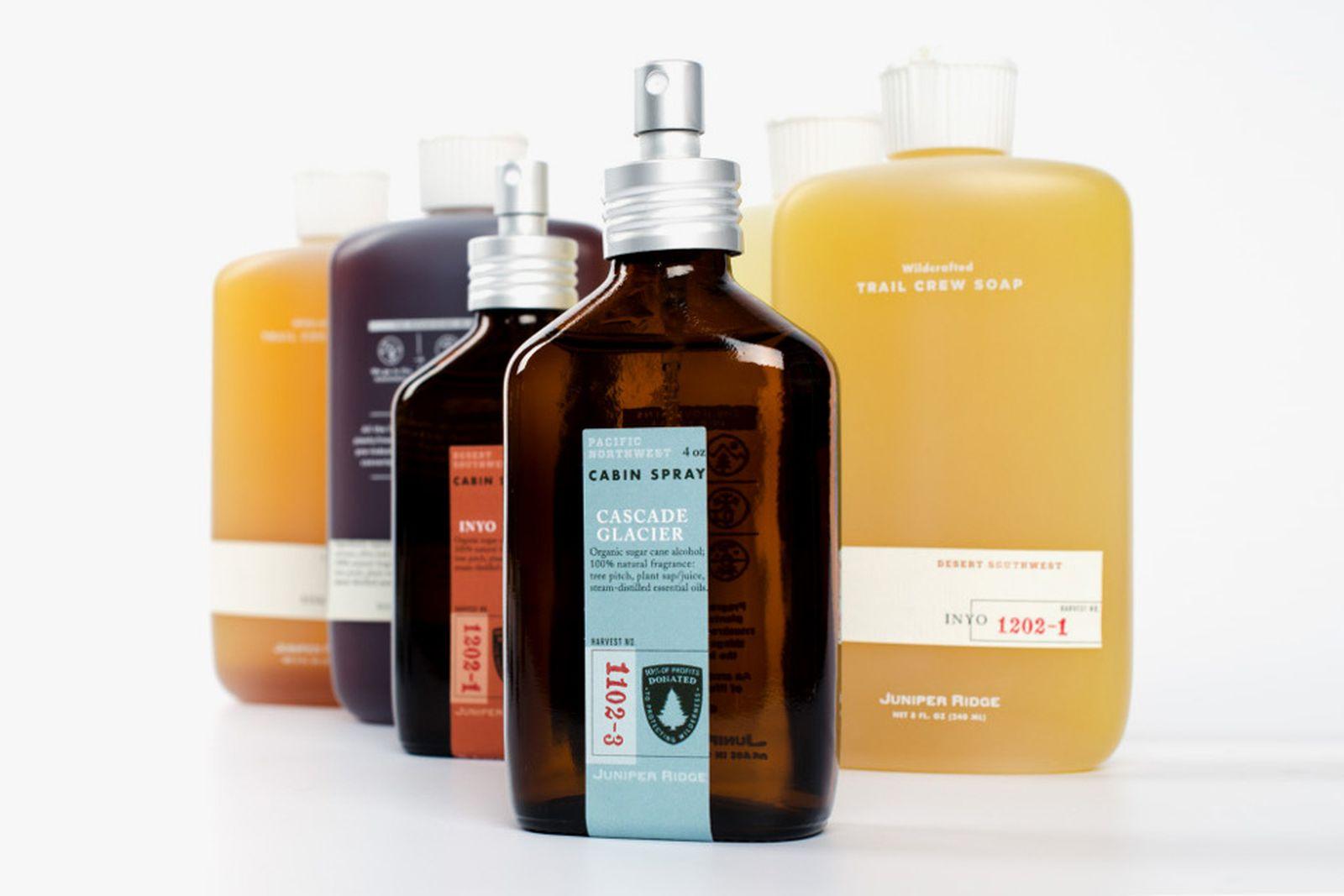 Perfume Brand Juniper Ridge