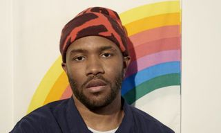 """Frank Ocean Laughs Off """"Recluse"""" Label in GAYLETTER Cover Story"""