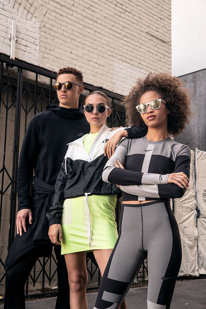 Nike's New Unisex Sunglasses Are Streetwear-Inspired
