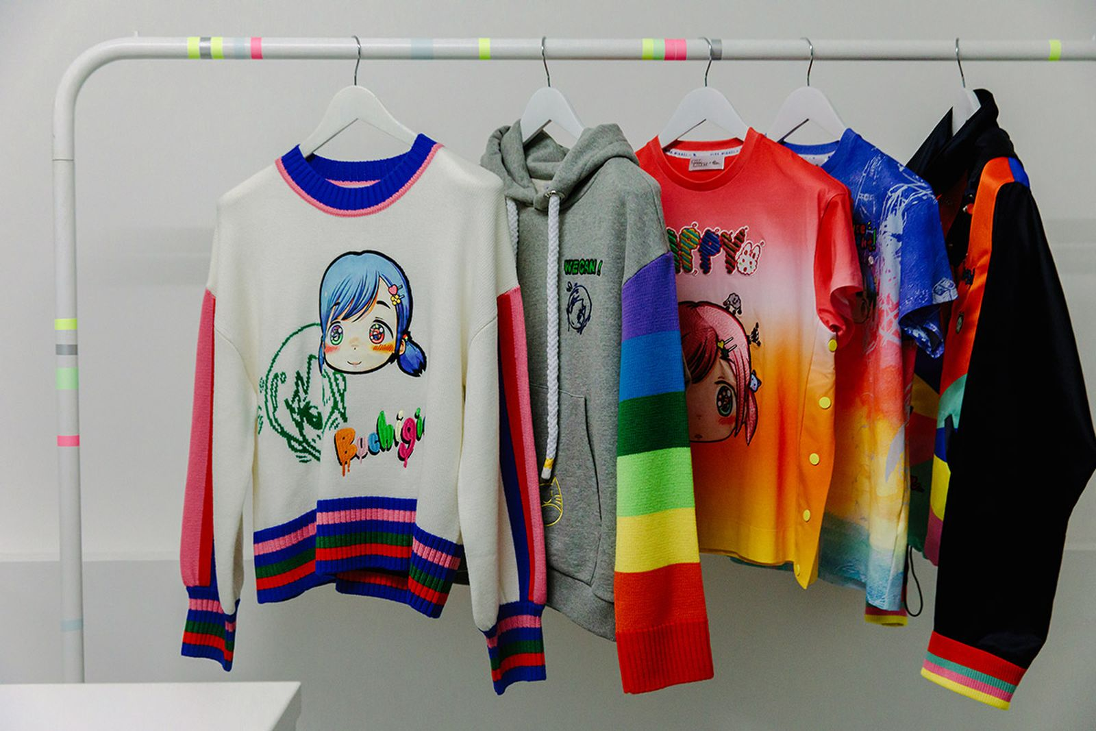 Mr Melancholy Walk Around Town Exhibition 16 mira mikati mr.