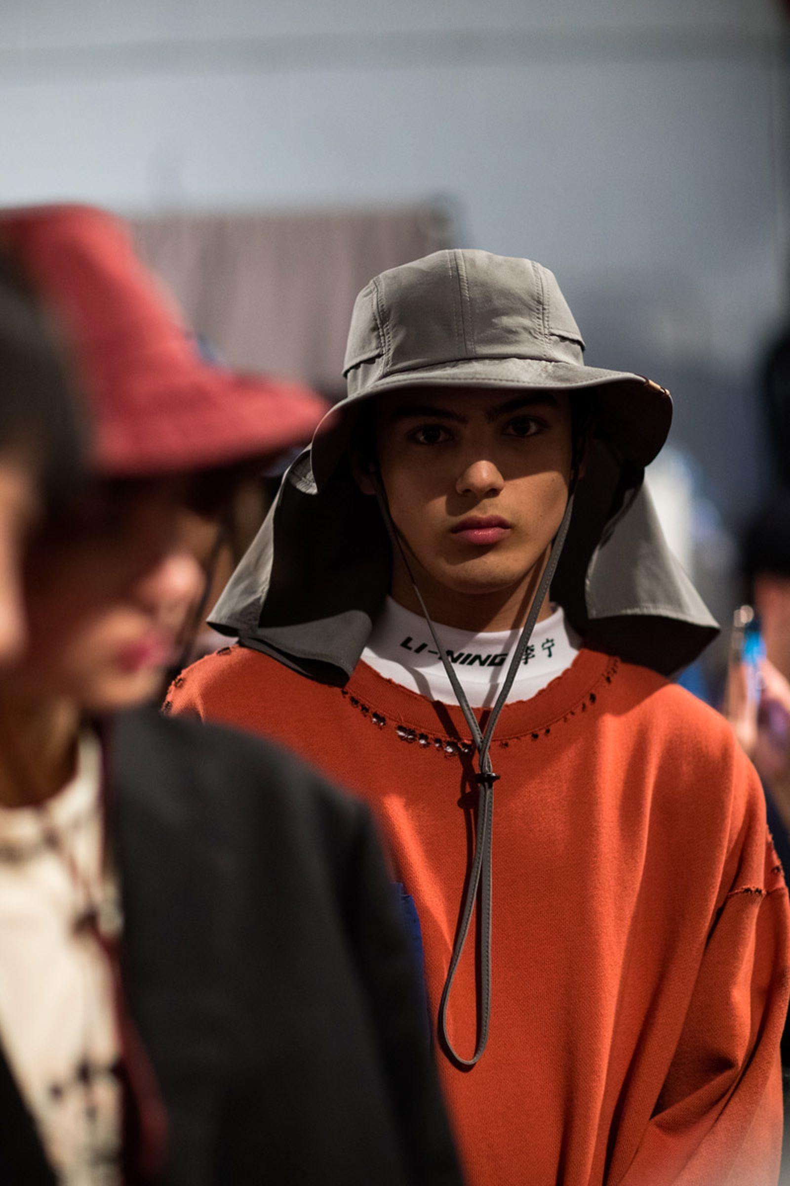 13li ning fw19 new york fashion week fall winter 2019 fashion shows nyfw
