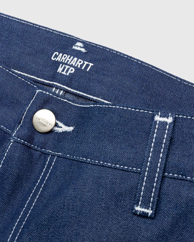 Carhartt WIP – Ruck Single Knee Pant Blue Rigid - Image 5