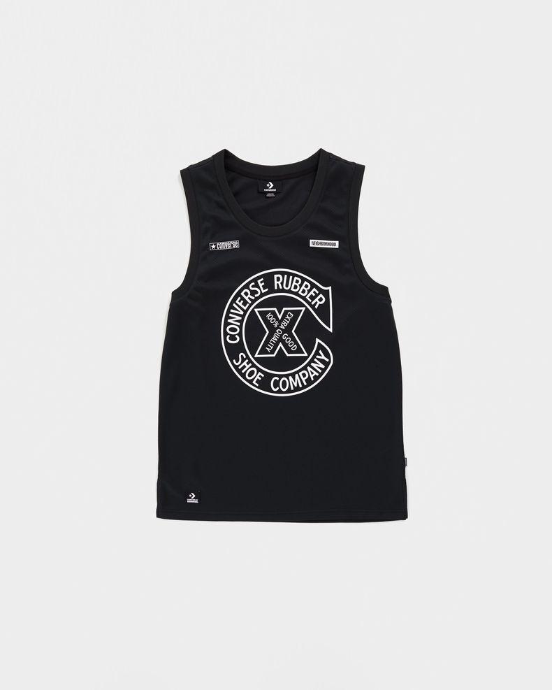 Converse x NBHD — Black Jersey