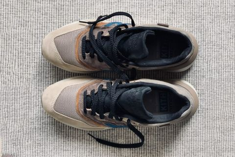 brand new 1be6e 19ddf KITH x nonnative x New Balance 997: Official Release Info