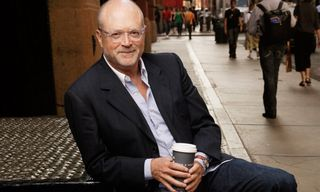 Watch J.Crew's Eccentric CEO Mickey Drexler Honored in the CFDA Founders Award