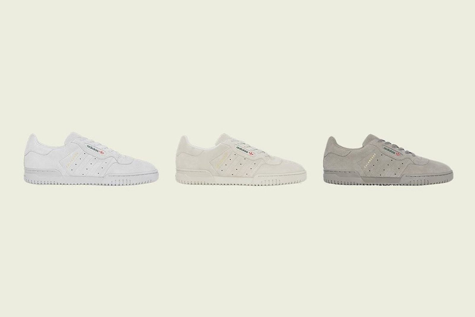adidas yeezy powerphase clear brown quiet grey simple brown