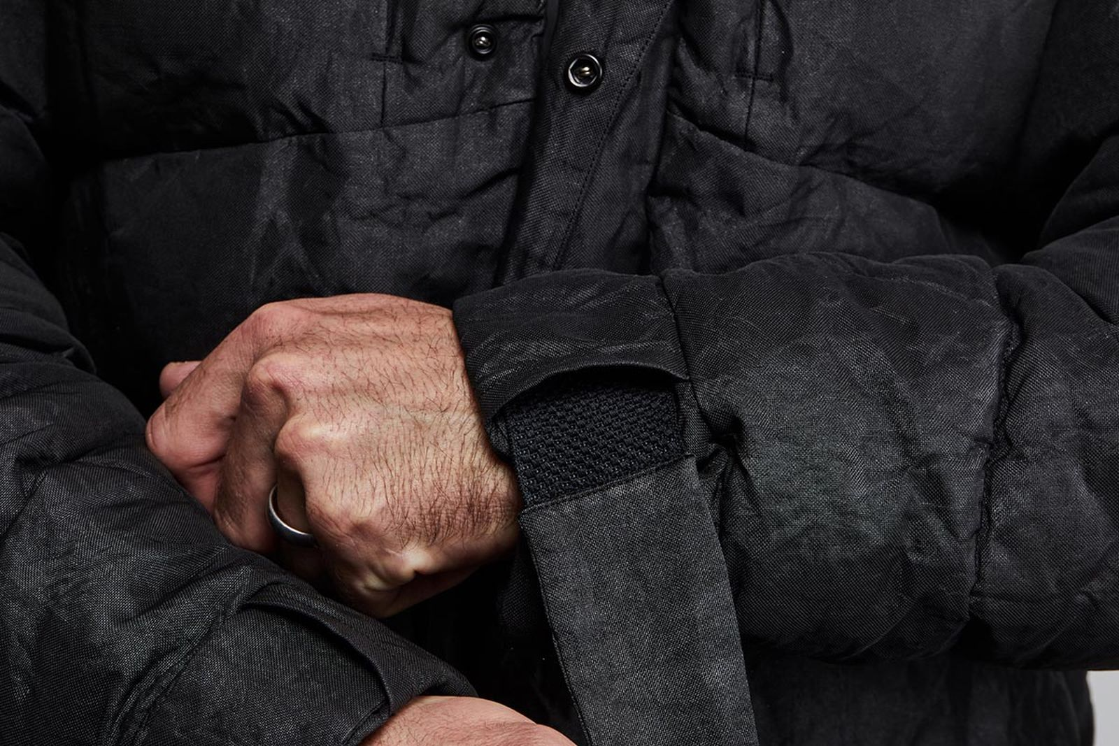 Vollebak Indestructible Puffer Jacket