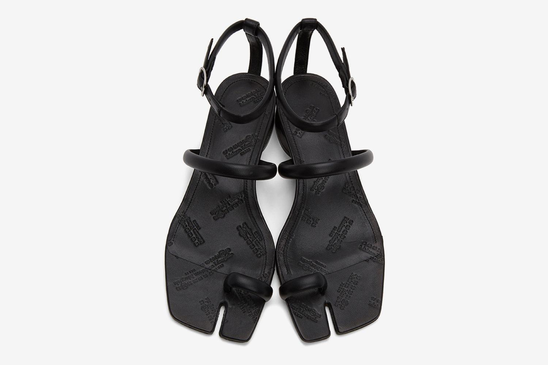 Ankle Strap Tabi Sandals