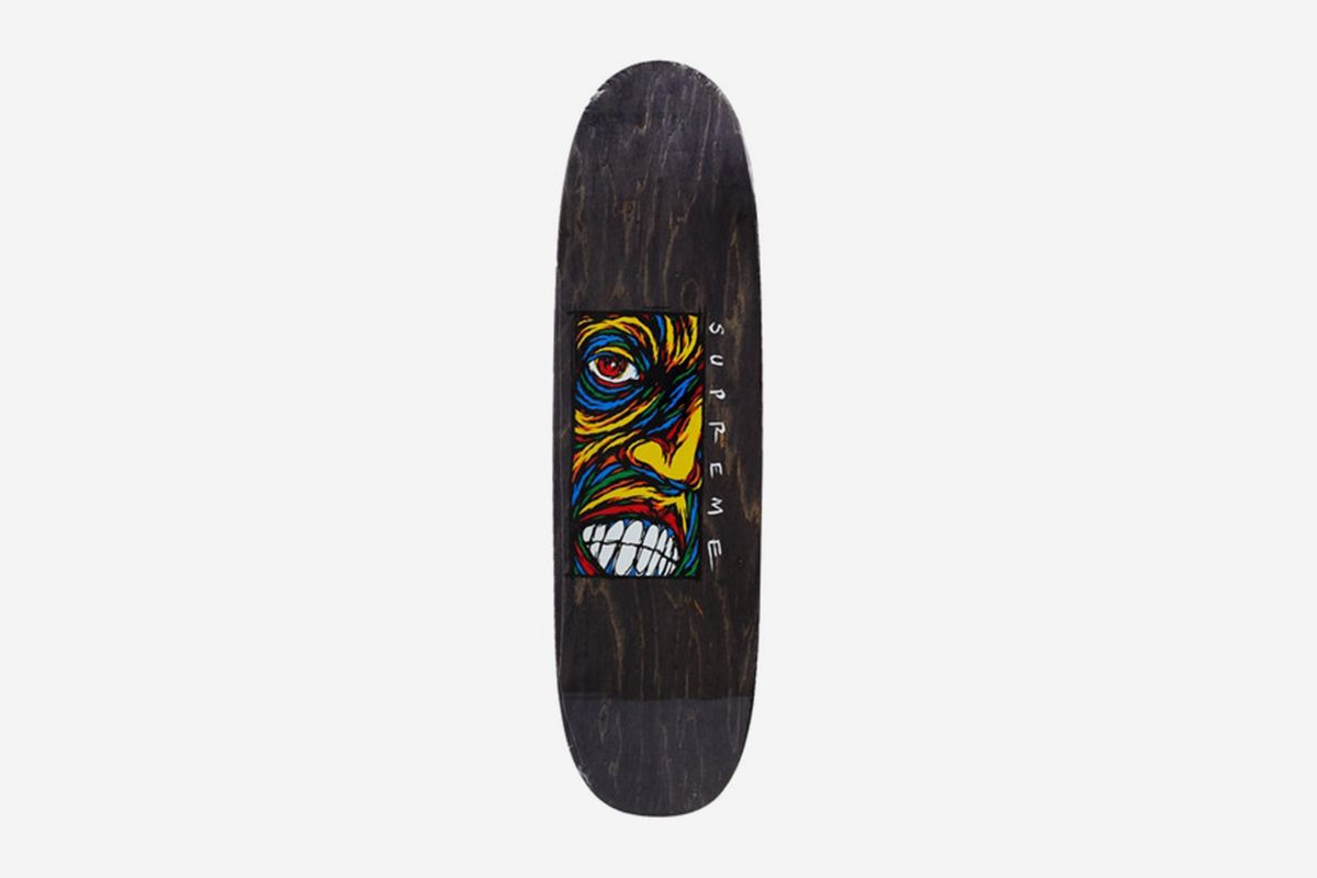 Disturbed Skateboard Deck