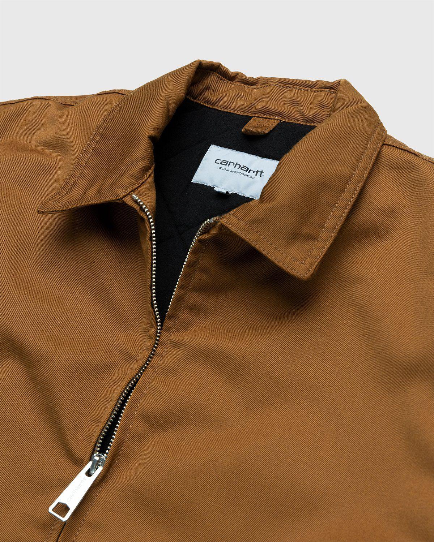 Carhartt WIP – Modular Jacket Tawny Rinsed - Image 3