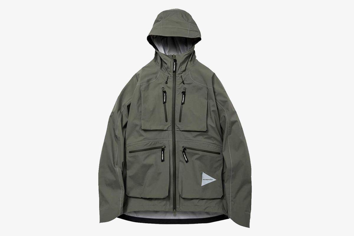 E Vent Pocket Rain Jacket