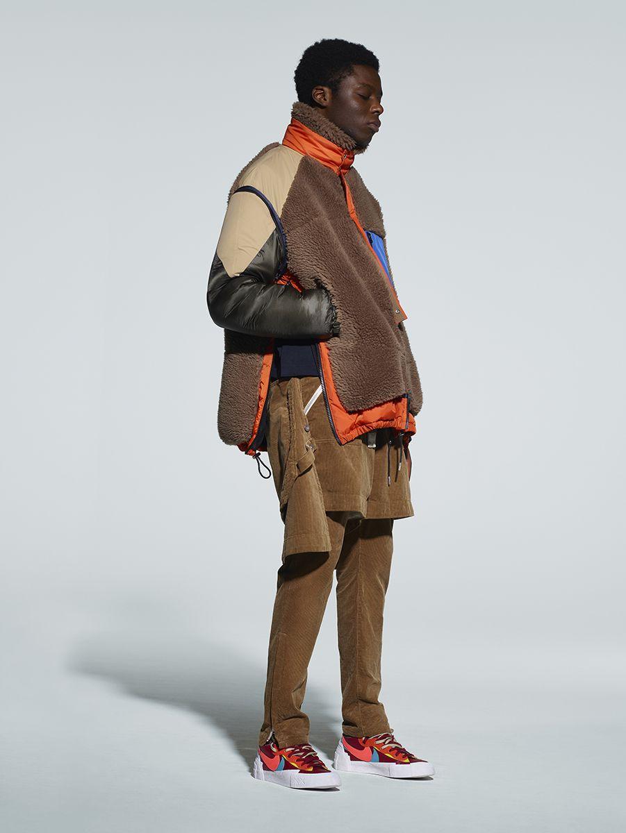 KAWS Reveals Vibrant sacai x Nike Blazer Low Collaboration 3