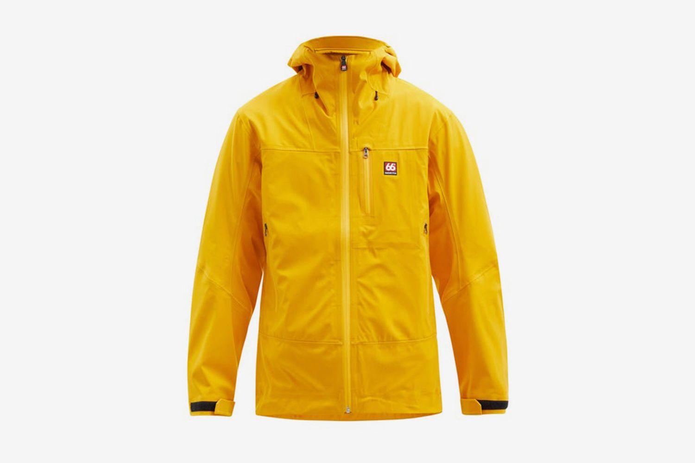 Snaefell GoreTex Shell Hooded Jacket