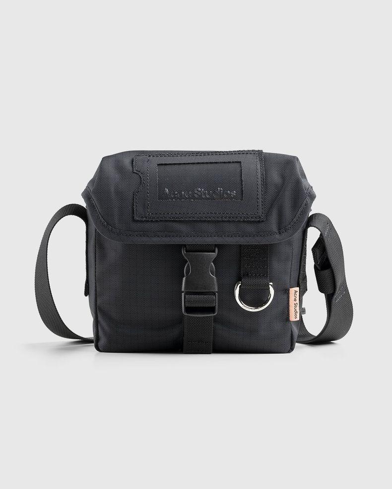 Acne Studios – Small Messenger Bag Black