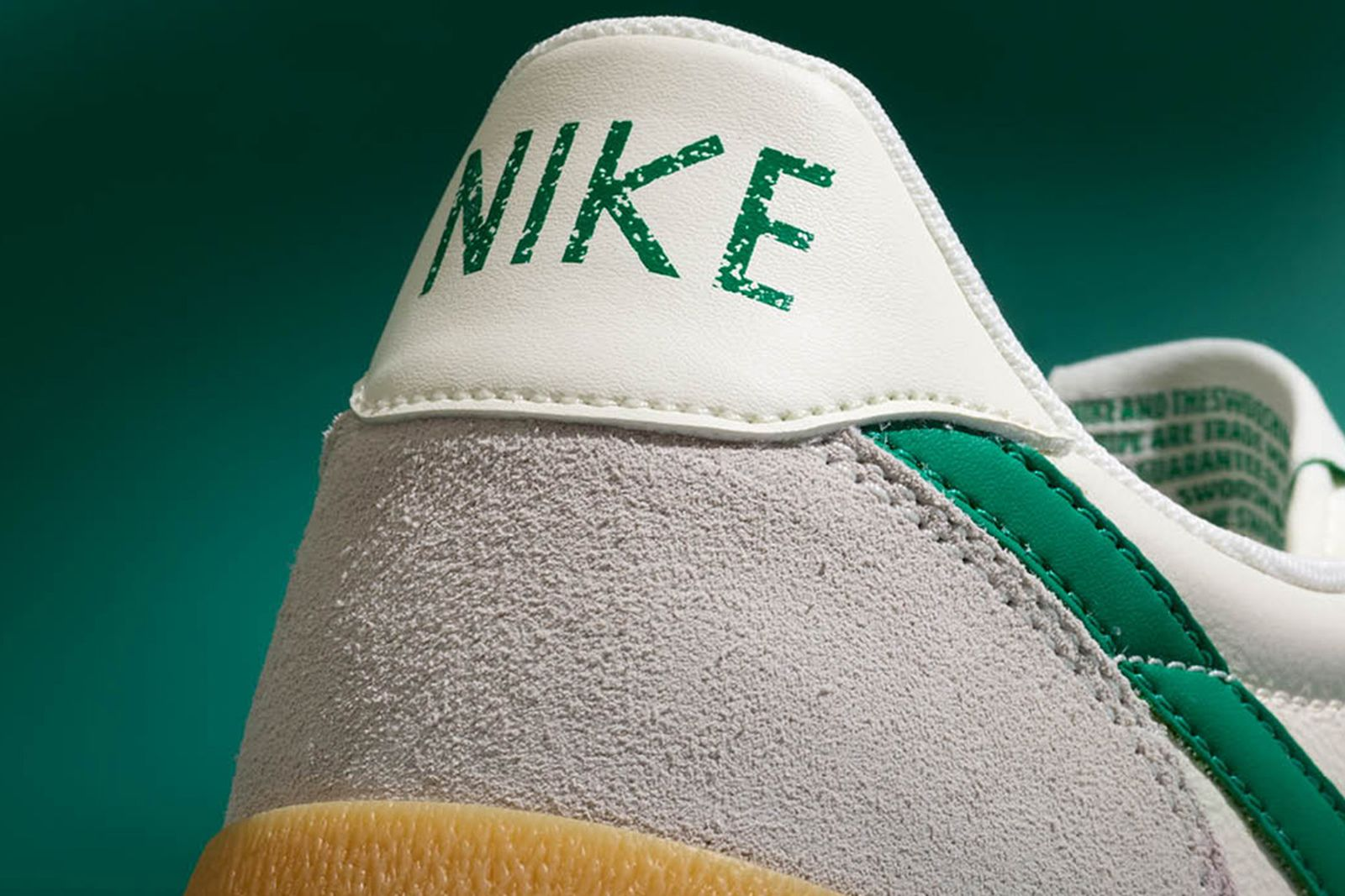 Apoyarse Botánica Comprensión  J. Crew x Nike Killshot Sail/Green: Where to Buy Today