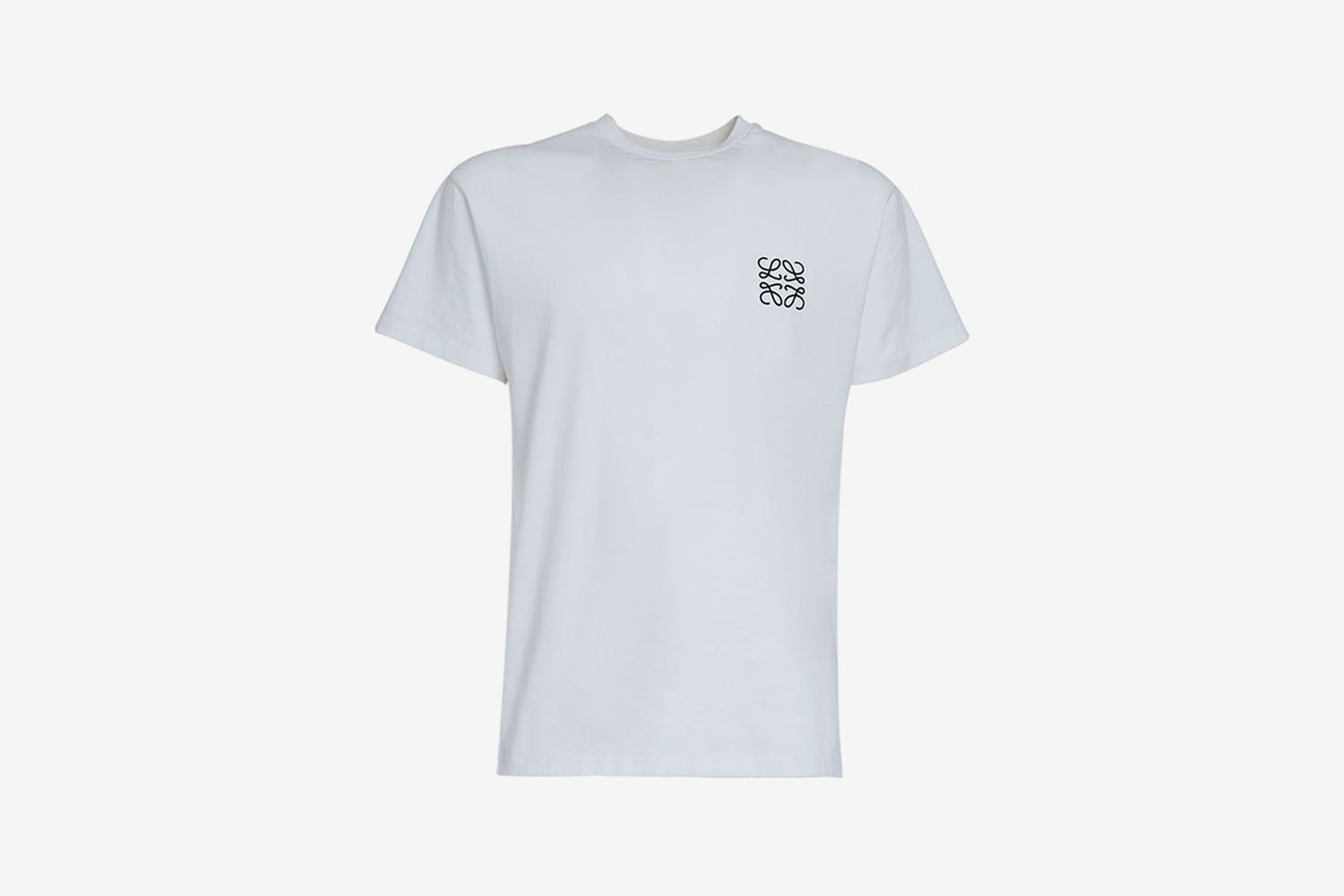 Logo-Embroidered Cotton T-Shirt