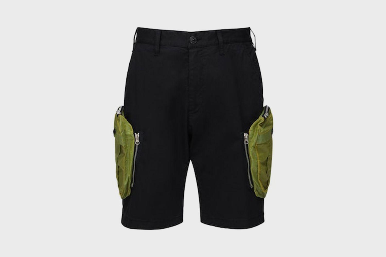 Detatchable Cargo Shorts